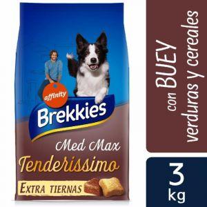 Comida perro tenderissimo brekkies 3k