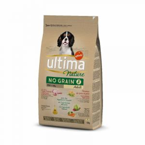 Comida perro no grain pavo ultima 1,1kg