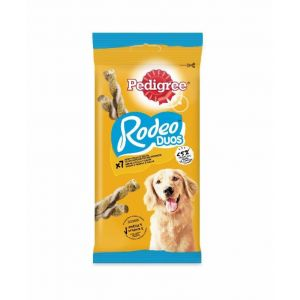Snack perro rodeo duo pedigree 123gr