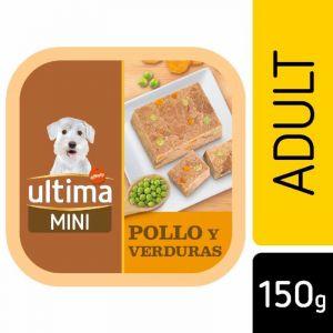 Comida perro mini pollo ultima 150k