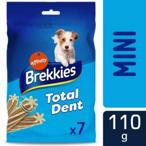 Snack perro total dent mini brekkies 110g