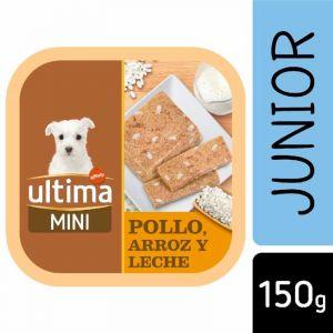 Comida perro junior mini ultima 400g