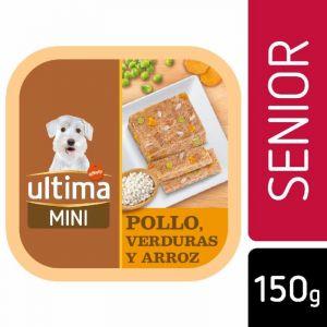 Comida perro senior mini ultima 150k