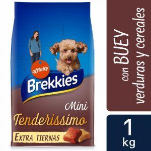 Comida perro tenderissimo  brekkies  1k