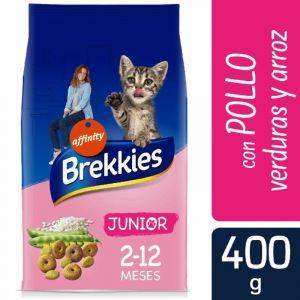 Comida gato junior affinity  p4x85g