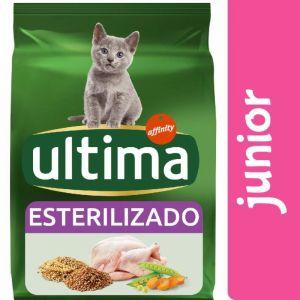 Comida gato estirilizado junior ultima 1,5kg