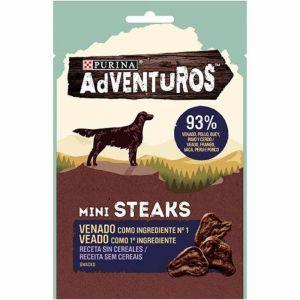 Snack perro venado adventuros 70gr
