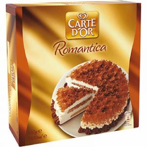 Tarta romantica carte d'or 1l