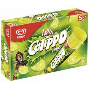 Helado calippo de lima/limon frigo p5x100ml