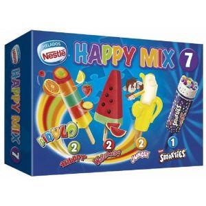 Helado happy mix nestle p-7 416gr