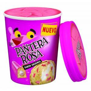 Helado pantera rosa la ibense tarrina 500ml