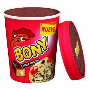 Helado bony la ibense tarrina 500ml