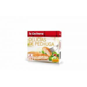 Delicias de pechegua  la cocinera 330g