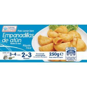 Empanadillas  atun antonioyricard 250g