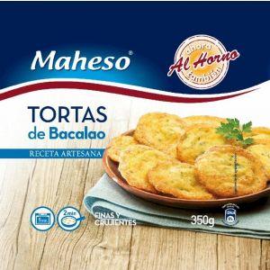Tortillas bacalao maheso 350g