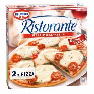 Pizza mozzarella ristorante 335g