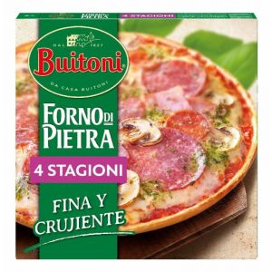 Pizza 4 estaciones buitoni 355g