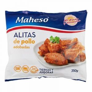 Alitas pollo maheso 350g