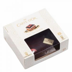 Tarta congelada 3 chocolates carte d'or 700g
