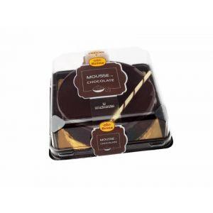 Tarta mousse de  chocolate reina 550gr