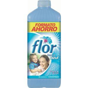 Suavizante concentrado azul flor 72 dosis 1,6l