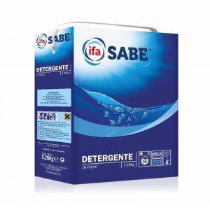 Detergente polvo ifa sabe 66 dosis 5,28 kilos