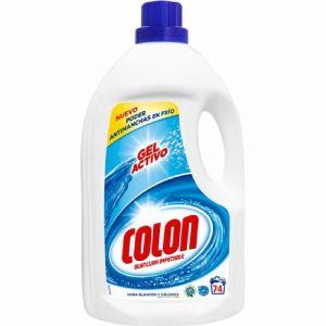 detergente en gel azul colon 74 dosis 4,958l