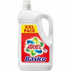 Detergente líquido bási ariel 70 dosis 4,55 litros