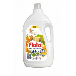 Detergente líquido marsella flota 90 dosis 4,95 litros