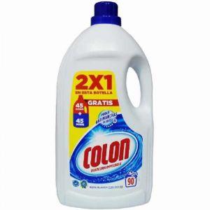 Detergente liquido azul colon 45+45 dosis 4,68l