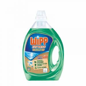 Detergente liquido eco wipp 40 dosis  2l