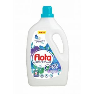 Detergente liq oasis flota 50ds 2,75l