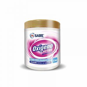 Detergente oxigeno activo blanco ifa sabe ikg