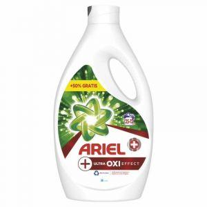 Detergente liquido oxi ariel 25+12ds 50% gratis 2l