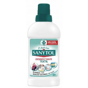 Desinfectante textil sanytol 500 ml