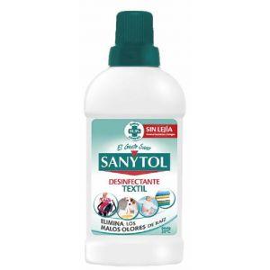 Desinfectante textil sanytol 500 ml