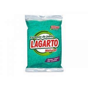 Detergente escamas jabón ropa lagarto 250 gramos
