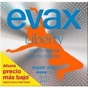 Compresa alas super liberty evax 10ud