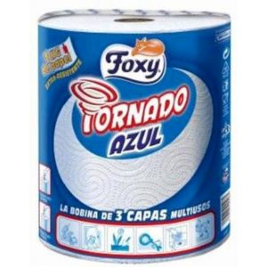 Bobina cocina tornado azul foxy 1r 1kg