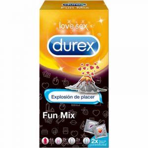 Preservativo mix durex 10ud