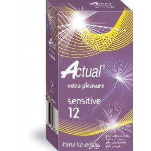 Preservativo sensitive actual 12ud