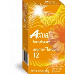 Preservativo aroma actual 12ud