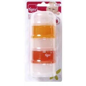Caja dosificadora leche en polvo tigex 1ud