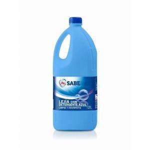 Lejía con detergente azul ifa sabe 2 l
