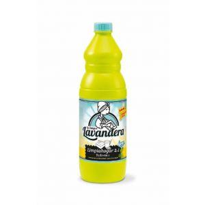 Lejia con detergente limon la antigua lavandera 1,5 lt