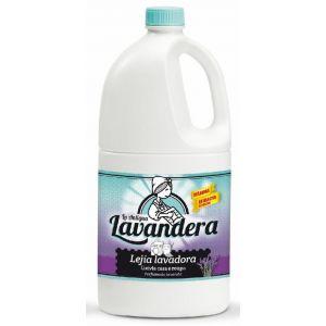 Lejia lavadora perfumada la lavandera 2l