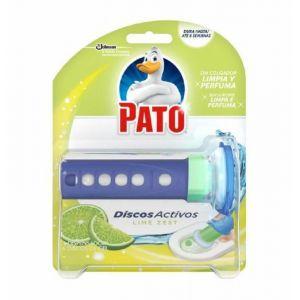 Limpiador wc gel activo lima pato 6 dosis