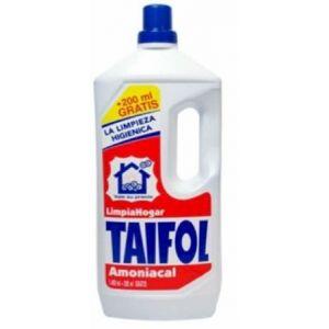 Limpiador amoniacal taifol 1400+200 ml