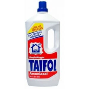 Limpiador amoniacal taifol 1400+200 ml