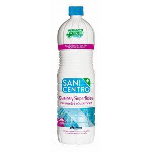 Fregasuelo desinfectante sanicentro 1,5l